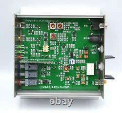 144mhz + 432mhz to 28mhz for ICOM IC-7610 Highly Stable Transverter VHF UHF 12W