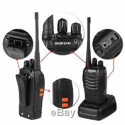 20 x Baofeng BF-888S Two Way Ham Radio UHF 400-470 Mhz 16CH 5W Walkie Talkies