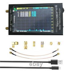 4.3 Inch 50KHz-1500MHz NanoVNA-F Vector Network Analyzer UHF HF VHF Antenna