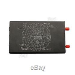 4.3in Vector Network Analyzer 50KHz-1000MHz HF VHF UHF VNA Metal Case NanoVNA-F