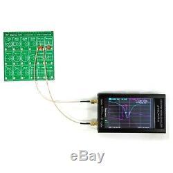 50kHz1000MHz NanoVNA VNA HF VHF UHF Vector Network Antenna Analyzer + 4.3'' LCD