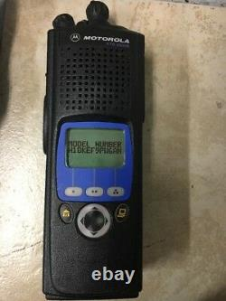 6 MOTOROLA XTS5000 II VHF 136-174mhz P25 DIGITAL RADIOS H18KEF9PW6AN HT APX
