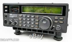 AOR AR5000+3 Scanner Radio Receiver AM FMw FMn CW SSB SAM SAL SAH. 01 2600 MHz