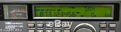 AOR AR5000U+3 Scanner Radio Receiver AM FMw FMn CW SSB SAM SAL SAH. 01 2600MHz