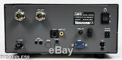 AOR AR5001DB Wideband AM FM CW SSB 40 KHz 3150 MHz Scanning Radio Receiver