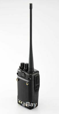 Alinco DJ-MD5T VHF/UHF (136-174/400-480MHz) DMR Digital and Analog Commercial HT