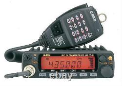 Alinco DR-435T 440 MHz Mobile 35 Watt Mobile radio Ham GMRS Business With MARS