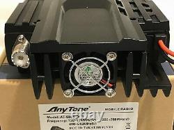 AnyTone AT-5888UV-III 136-174Mhz & 220-260 & 400-490Mhz Tri-Band Radio