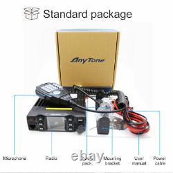AnyTone AT-778UV 25W Two Way Radio UV 136-174&400-480MHz Dual Band Transceiver