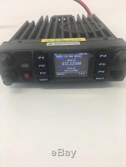 Anytone AT-D578UV ProIII Tri Band DMR Analog Car Mobile Ham Radio 144/222/444mhz