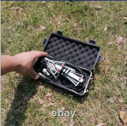 BH5HDE U/V Pocket Yagi 15W VHF 76-350Mhz UHF 250-500Mhz UHF 8DB VHF 6DBI UHF VHF