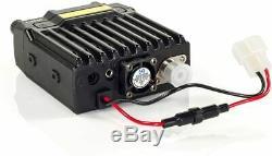 BTECH UV-25X4 25 Watt Tri-Band Base, Mobile Radio 136-174mhz VHF 220-230mhz UHF