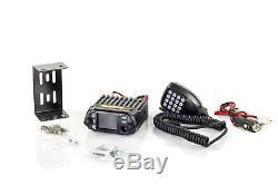 Btech Mini UV-25X2 25 Watt Dual Band Base Mobile Radio 136-174 MHz VHF 400-52UHF