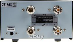 CB HAM RADIO SWR POWER METER KPO DG-503 1.6 525 MHz HF VHF UHF 200W