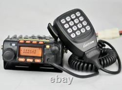CB Mobile Radio VHF 136-174MHz UHF 400-480MHz Dual Band Luiton LT-825UV