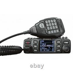 CB RADIO CRT MICRON UV VHF 25 W UHF 20 W DUAL BAND 2M 70 CM 144 440 MHz