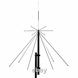 Comet Antennas DS-150S Wide-Band 25-1500MHz Scanner/Receive Antenna with Coax