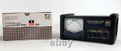 DAIWA CN-501V 140-525 MHZ 200 Watt Cross Needle SWR wattmeter USA Diawa Dealer