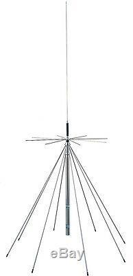 DIAMOND D3000N Super Discone Antenna 25MHz 3GHz RX, 50MHz 1.2GHz TX, N Conn