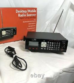 Desktop Mobile Radio Scanner WS1065 Whistler 700 MHz USB PC Skywarn Emergency