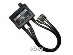 Diamond MX2000 Triplexer 1.6-60MHz / 110-170MHz / 300-950MHz 800 Watts