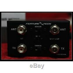 ES220 V2 1000W HF VHF/UHF Dual Band 140-480MHz SWR Power Meter