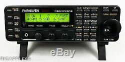 Fairhaven RD500VX LW AM SW FM SSB CW VHF UHF Scanner Receiver 20 KHz -1750 MHz