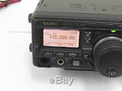 For Parts YAESU FT-897 HF100W430MHz20W All mode Transceiver