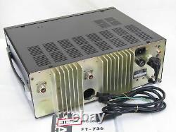 For Parts Yaesu FT-736 144 / 430MHz All Mode 10W Transceiver