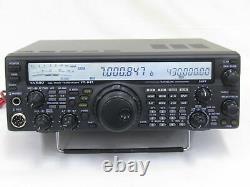For Parts Yaesu FT-847 HF100W430MHz50W Ham Radio Transceiver