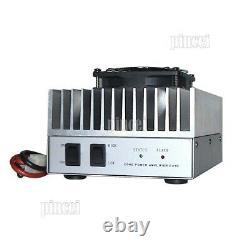 For Walkie Talkie Amplifier UHF VHF Power Amplifier 130-170MHz 400-470MHz Radio