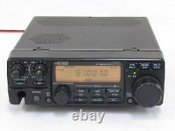 HAM RADIO TRANSCEIVER ALINCO DX-70H HF100W+50MHz10W f65659