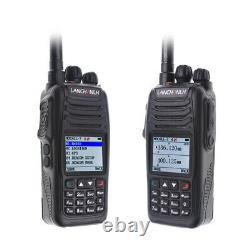 HG-UV98 Dual-Band 144&430mhz APRS Positioning Track GPS Walkie Talkie with USB