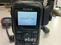HYTERA PD782i VHF, 136-174 MHz, 1024 CH, MIC, Charger, BATTERY, POWER CORD