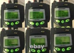 Harris P7270 P7200 Series P25 700/800MHz Radio ECP EDACS P25 AES 256-bit DES Mic