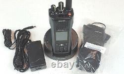 Harris UNITY XG-100P Tri-Band (VHF, UHF & 700/800Mhz) PHASE 2 P25 Trunkng & Conv