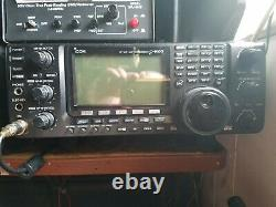 I. Com 9100 Hf-uhf-vhf All Band Install New 1200mhz Band Unit And D-star Ux-9100