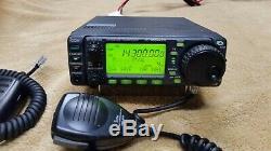 ICOM IC-706MKIIGS HF/50/144 /433MHz ALL MODE