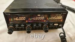 ICOM IC-DELTA100 IC-100 VHF, UHF, 1200 Mhz, Transceiver, VERY RARE! Nice