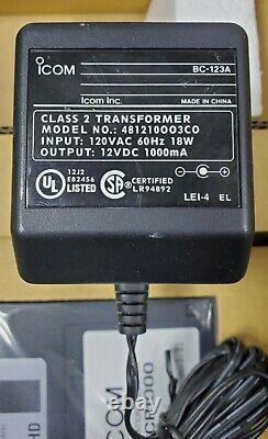 ICOM IC-PCR1000 Communications Receiver 0.1 MHz 1.3 GHz USB/LSB/CWithAM/FM/WFM