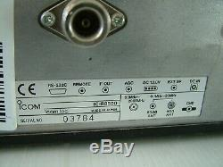 ICOM IC-R8500 AM FM SSB Shortwave Receiver 100Khz 1999.99 Mhz UNBLOCKED