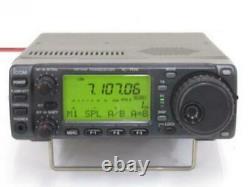 Icom IC-706 HF100W144MHz10W Transceiver Amateur Ham Radio with Microphone