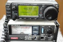 Icom IC-706 MKII GS All Mode Transceiver Radio Hand mic HF/50/144/430MHz from JP