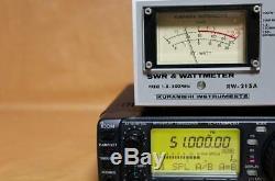 Icom IC-706 MKII GS All Mode Transceiver Radio Hm-78 Hand mic HF/50/144/430MHz
