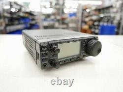 Icom IC-706 MKIIGM 100W All Mode Transceiver Ham Radio HF/50MHz/144MHz JUNK used