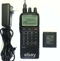 Icom IC-R20 Wideband Receiver 0.15-3304 MHz