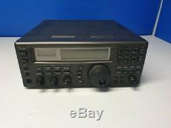 Icom IC-R8500 Shortwave AM FM SSB Receiver 100 KHz 1999.99 MHz