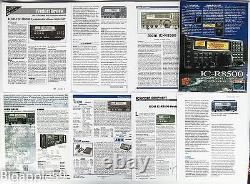 Icom IC-R8500 Shortwave AM FM SSB Receiver 100 KHz 1999.99 MHz UNBLOCKED