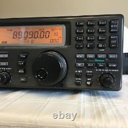 Icom IC-R8500 Shortwave AM FM SSB Receiver 100Khz 1999.99 Mhz