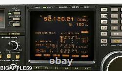 Icom IC-R9000 AM FM SSB CW VHF UHF Radio Receiver 100 KHz -1999 MHz UNBLOCKED